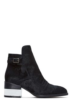 Jeffrey Campbell Leto Pony Hair Boot