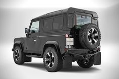 Land Rover Defender 40th Anniversary by Overfinch 4