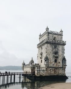 Spent the morning enjoying Belém—walking through and up the tower, eating delicious pastries, and wander through the monastery. While it's not quite as warm and sunny as we hoped, it's been a beautiful day so far! Chasing Lights, Tower Bridge, Beautiful Day, Wilderness, Big Ben, Wander, Walking, Lisbon Portugal, Explore