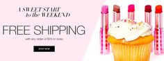 #freeshippingon25 #sweetbeautydeal #avon Start Your Weekend Off SWEET! Use our Free Shipping Code for ANY $25+ Online Direct Delivery Order. Use Code:FORYOU Expires Midnight ET, 10/7/2016. Visit Our Online Store at https://pjack.avonrepresentative.com/