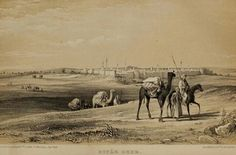 Osmanlı dönemi DİYARBAKIR Ottoman Empire, Art Forms, Painting & Drawing, Camel, Drawings, Mosques, Animals, Photos, Twitter