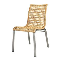 Charming IKEA   NANDOR, Chair, You Sit Comfortably Thanks To The Restful Flexibility  Of The Seat.