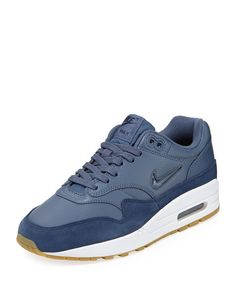 best website c050b bd0d6 NIKE WOMENS AIR MAX 1 PREMIUM SNEAKER. nike shoes