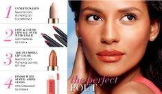 AVON The Perfect Pout #lips #makeup #getthelook http://ericagerlemann.avonrepresentative.com/