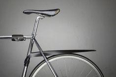 The Cleverest Bike Fender We've Ever Seen Is on Kickstarter | Wired Design | Wired.com
