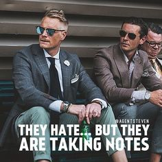 They hate... But they are taking notes.  #entreprenura #entrepreneur #motivation #business #success