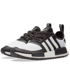 Buy the Adidas x White Mountaineering NMD Trail PK in Core Black   White  from leading mens fashion retailer END. - only Fast shipping on all latest  Adidas x ... 086ac59b1