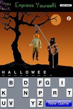 10 Free Halloween iPhone Apps to Get Into Halloween Spirit #pumpkin #ghost