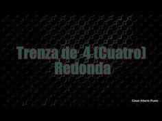 """▶ Tutorial Trenza de 4 - """"El Rincón del Soguero"""" - YouTube"""