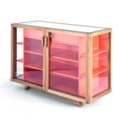 MILOVS | Vitrina sideboard by Hierve for Case Furniture
