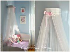 Charming Story: Baldachim dla dziewczynki / Canopy for a girl