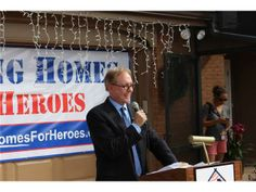 Building Homes for Heroes: Giving Matters with Andy Pujol