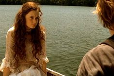 Alexis Bledel (Winifred 'Winnie' Foster) & William Hurt (Angus Tuck) - Tuck Everlasting directed by Jay Russell Tuck Everlasting, Alexis Bledel, Elle Fanning, Bridal Make Up, Wattpad, Character Inspiration, Actors & Actresses, Cool Hairstyles, Paros