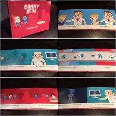 Proof first storyline #sunnyentim #sunnyandtim #nuclearmedicine