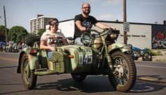 Community Boards > > > > > > Owned, Operated, & Observed  Creador: Ural Motorcycles (Rusia)