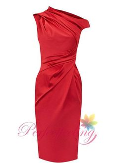 Buy the cheapest fashion @ www.kpopcity.net!! 2014 New red mother of the bride dresses by PerfectFeeling on Etsy