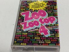 ZOO ZOO TOP VOLUME 4 tape cassette les meilleurs sketchs de 1988-89