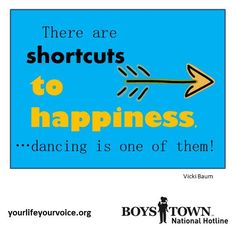 Happiness Happens | yourlifeyourvoice.org | #quotes