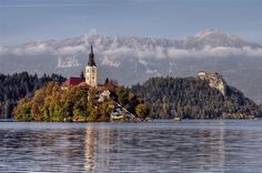 lake bled,radovljica,slovenia.