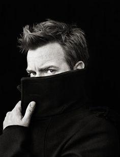 Ewan McGregor by Richard Phibbs