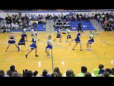 Powderpuff Cheerleaders...just awesome!