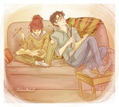 O children (Hermione & Harry)