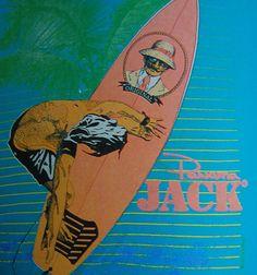I remember Panama Jack clothing