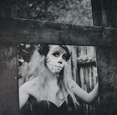 day of the dead inspired | halloween photoshoot | jennifer picard photography | creative boutique photography 7