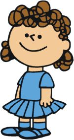 """Charlotte Braun: first appearance November 30, 1954. She was introduced as a female counterpart to Charlie Brown (a role later taken up by Sally). Charlotte has a very dominating personality, complete with obnoxious, loud-mouthed voice. She denies having anything in common with her wishy-washy near namesake, forcing Charlie Brown to shout in one strip, """"You don't have to be so insistent!"""" The last of which was on February 1, 1955."""