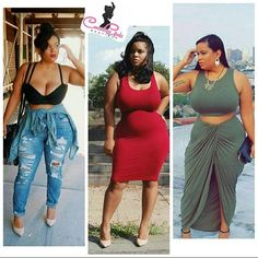 "A dope plus size boutique ladies check them out and save 15% when you use code ""shaderoom"". Dont forget to TAG a plus size diva  @curvaceousgirlsboutique @curvaceousgirlsboutique Model @denisemmercedes wearing a 1x"