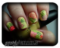 February 2012 ~ Gnarly Gnails