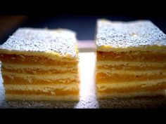 Vanilla Cake, Cheesecake, Youtube, Food, Caramel, Vanilla Sponge Cake, Meal, Cheesecakes, Essen