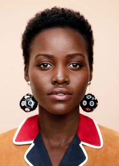 Lupita, Instyle April 2016 + Photo: Thomas Whiteside