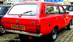 Ford Escort estate