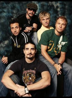 BACKSTREET BOYS - Always was Team BSB :P