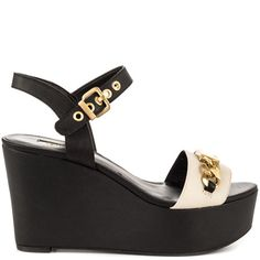 Dalia - Black Leather by Guess Footwear