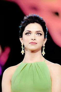 Deepika Padukone. Indian film actress