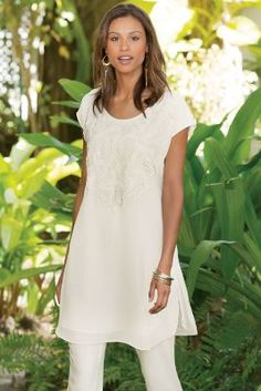 Taj Tunic I from Soft Surroundings