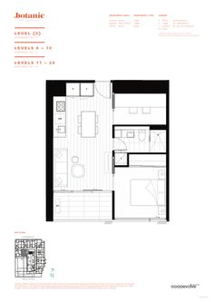 Interior Design For Bedrooms 2 Bedroom Floor Plans, Condo Floor Plans, Small Floor Plans, Small House Plans, Small Apartment Plans, St Just, Small Tiny House, Compact House, Tiny Studio