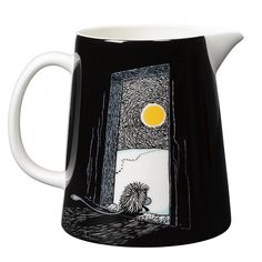 Moomin pitcher - The Ancestor 1 l by Arabia - The Official Moomin Shop