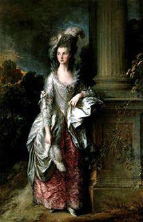 Thomas Gainsborough The Honorable Mrs. Graham, c. 1775