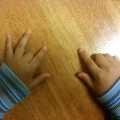 Do Your 8 Times Table On Your Fingers!