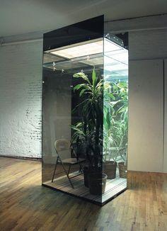 human tank What Is Contemporary Art, Cool Fish Tanks, Room To Grow, Break Room, Indoor Garden, Installation Art, Architecture Art, Home Decor, Outdoor Showers
