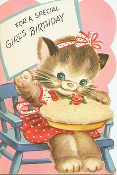 Birthday greetings vintage sweets 62 Ideas for 2019 Vintage Birthday Cards, Vintage Greeting Cards, Vintage Valentines, Birthday Greeting Cards, Birthday Greetings, Vintage Postcards, Birthday Wishes, Vintage Sweets, Old Cards
