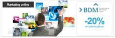 Marketing online con BDM Marketing Digital - 20% de descuento
