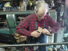 Shoe Repair Sample Resume Shoeshine Anyone  Anything Vintage  Pinterest  Cobbler