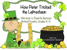 FREE! St. Patrick's Day Reading and Writing