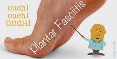 Plantar Fasciitis essential oil relief treatment