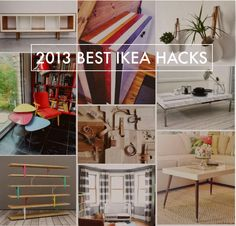 Poppytalk: 20 Best IKEA Hacks of 2013