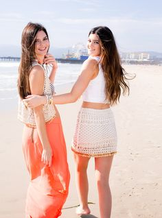 Kendall&Kylie Jenner